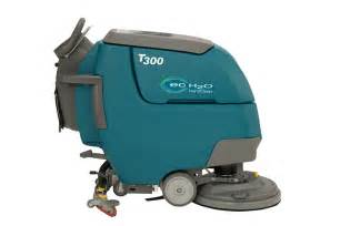 tennant t300 and t300e walk behind floor scrubbers 5