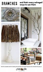 Diy Projects Using Branches And Twigs Funky Junk Interiors