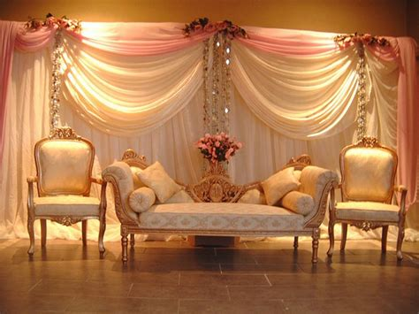 wedding stage decorations 100 venue and stage decoration ideas 1161