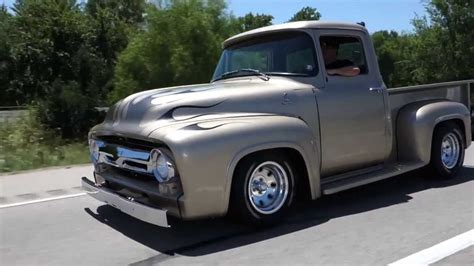 Ford Classic Hot Rod Pickup Truck Youtube