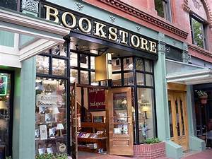 Griot's Corner: Bookstores