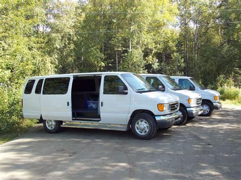Affordable Camper Van Rentals In Anchorage