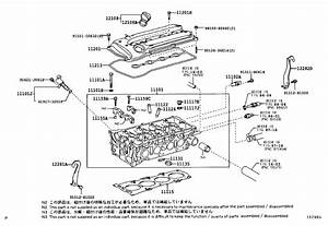 Toyota Rav4 Engine Timing Cover