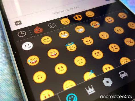 how to change emojis on android frowny emoji on android is a crapshoot and it has to