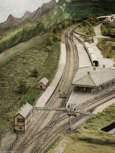 quiet moment  barmouth junction model railroads