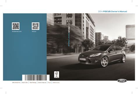 ford focus owners manual  give   damn manual
