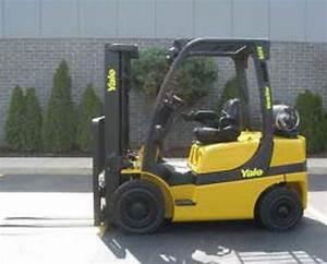 Yale Forklift Parts Manual Gp  Glp  Gdp040vx Glp  Gdp070vx