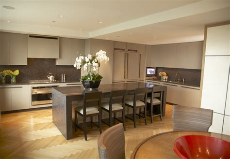kitchen design york paul davis new york central park south penthouse 1412