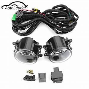 Pair Front Fog Lights W   Wiring H11 Bulbs For Suzuki Sx4 2006 2012 Grand Vitara 2006 2012