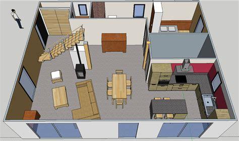logiciel conception cuisine dessine moi une maison sketchup