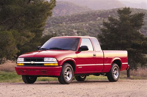Facts About The Chevy S10