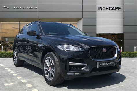 The 2019 jaguar f pace svr handles more like a traditional hatchback than lots of its suv rivals; Used 2019 Black Jaguar F-Pace for sale   PistonHeads