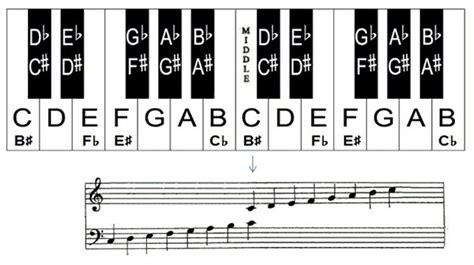 Learn The Notes Piano Keyboard With This Helpful