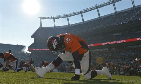San Diego Chargers @ Denver Broncos