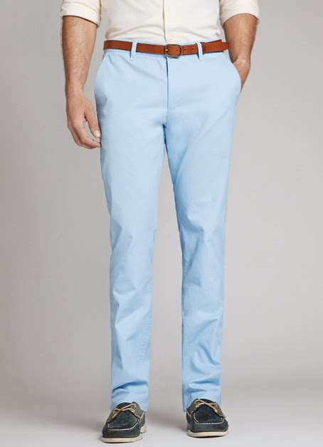light blue corduroy pants mens bonobos skyrockets in blue for men lyst