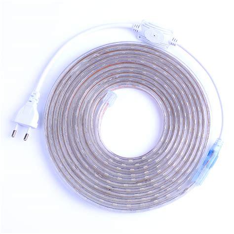 flexible led lighting smd 5050 ac220v led strip flexible light 60leds m