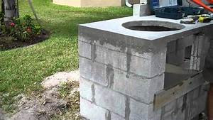 Concrete Outdoor Kitchen Overview and Tips during