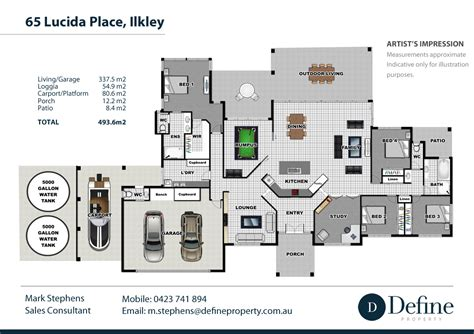 floor plans real estate real estate floor plans 3d house sunshine coast queensland