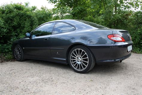 Peugeot 406 Coupe by Peugeot 406 Coupe Pininfarina