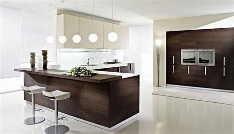 modern kitchen flooring ideas 8 caracter 237 sticas de una cocina moderna decohunter 7706