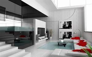 modern luxury living room decobizzcom With interior design pictures living room
