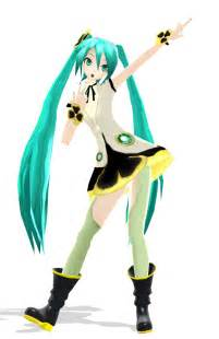 Hatsune Miku Weekender Girl