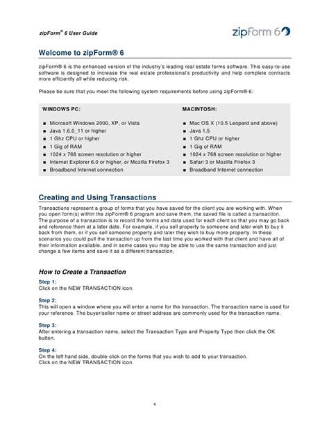 zip forms 6 zipforms online 6 users guide
