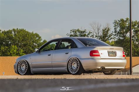 bagged audi   stance