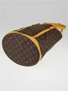 louis vuitton monogram canvas large bucket bag yoogis