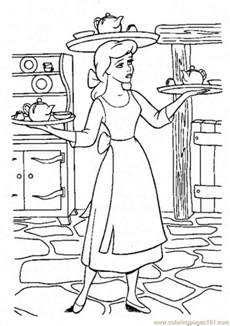 woman  cooking coloring page  kids  gender