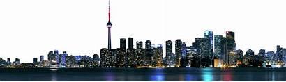 Skyline Toronto Transparent Background Cities Purepng Skyscrapers