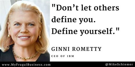 Ibm Quote Bootstrap Business Ginni Rometty Quotes