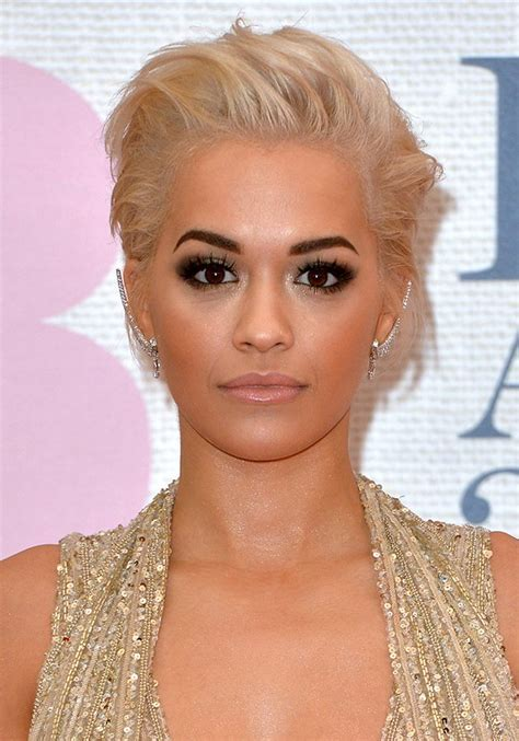 BRIT Awards 2015: The Best Beauty Looks On The Red Carpet