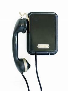 Telephone Mural Vintage : ancien t l phone mural ~ Teatrodelosmanantiales.com Idées de Décoration