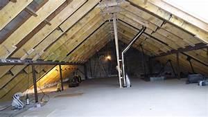 Amenagement Des Combles : charpente maison phenix qq77 jornalagora ~ Melissatoandfro.com Idées de Décoration