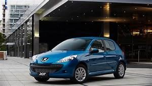 Fora De Linha No Brasil Desde 2015  Peugeot 207 Deixa De