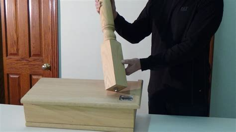 installing a l post photos how to install a newel post using the keylock newel post