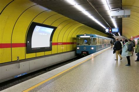 überseequartier U Bahn by The U Bahn Another Of Munich S Transport Options