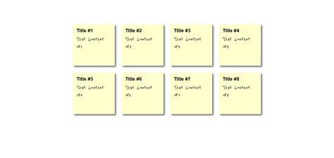 Cara Buat Noten by Cara Membuat Note Menggunakan Html5 Dan Css3 Part 2