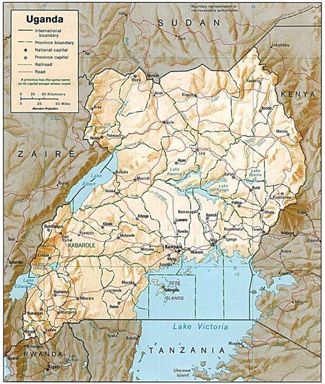 Geografia dell'Uganda - Wikipedia