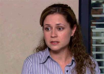 Pam Jenna Fischer Beesly Gifs Pregnant Stanley