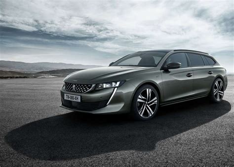 Peugeot Station Wagon by Peugeot 508 Station Wagon Foto Allaguida