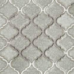 Unique Tile Backsplash