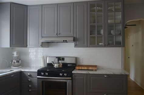 gray kitchen cabinets ikea beautiful of ikea gray kitchen cabinets pictures home ideas 3925