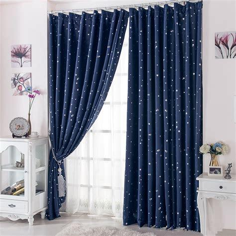 get cheap navy blue curtains aliexpress