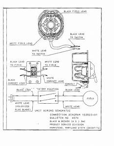 Wiring Diagram  U0026 Parts List For Model Dw744stype2 Dewalt