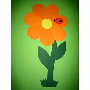 Blumen Basteln Vorlage : basteln mit tonpapier fr hling eine sch ne bastelide zum basteln einer fr hlingsblume ~ Frokenaadalensverden.com Haus und Dekorationen
