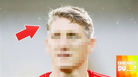 Erkennst Du Diese Fußballer An Ihren Frisuren? Erkennst