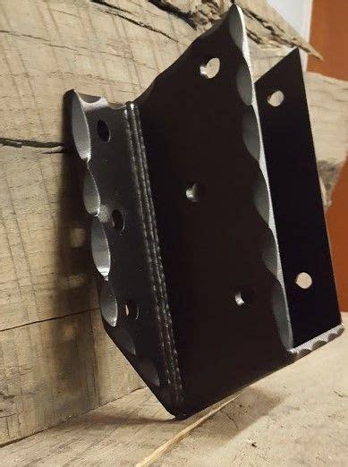 custom joist hangers steel pergola beam hangers pergola