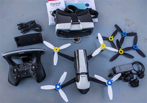 parrot bebop  drone fpv pack review  skycontroller   cockpitglasses